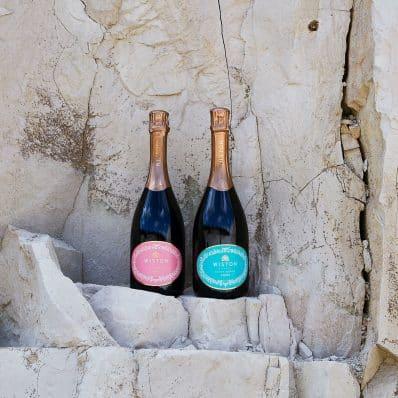 Wiston Estate Vintage Pair - 1 x Cuvée 2015 & 1 x Rosé 2014